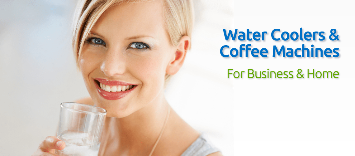 Water Coolers and Coffee Machines for Business and Home