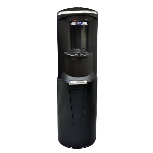 Storm Bottled Water Cooler Black.
